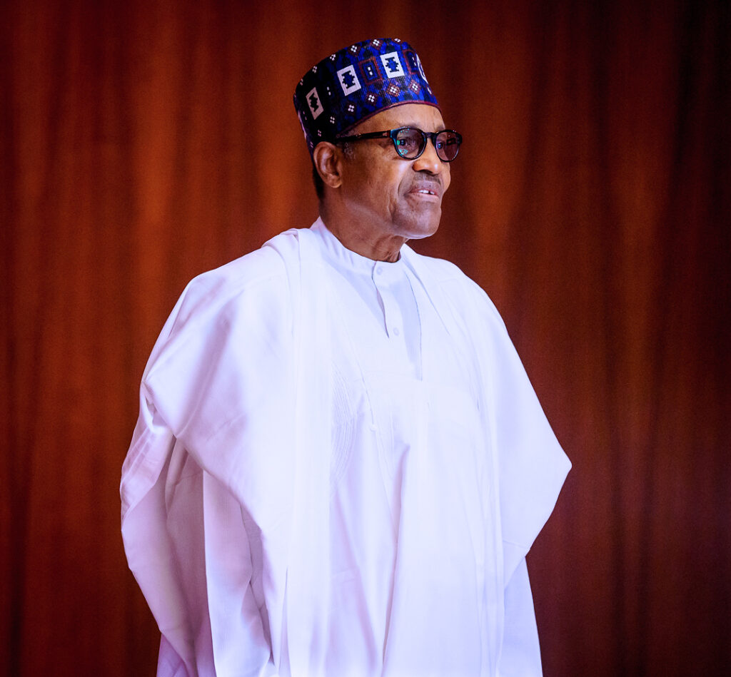Buhari, Buni, Ganduje meet in Aso Rock