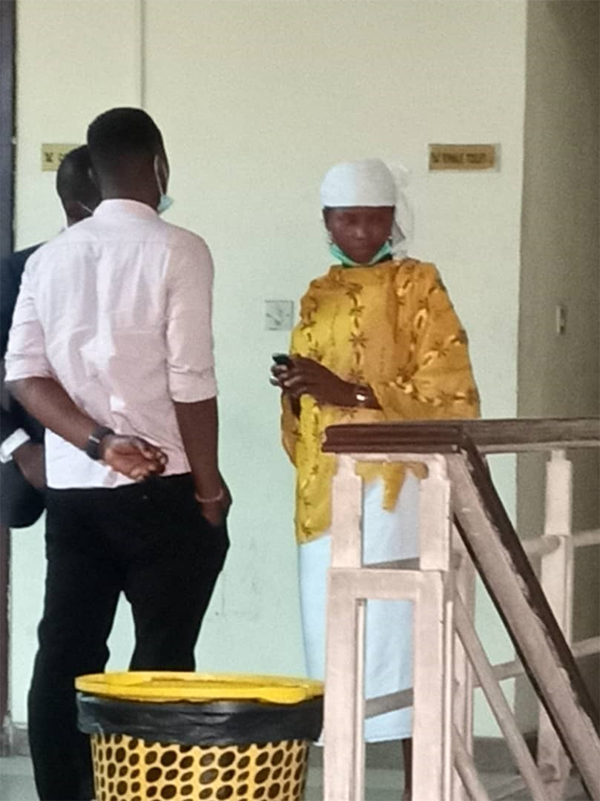 Nollywood actress, Funmi Lawal served four-count charge