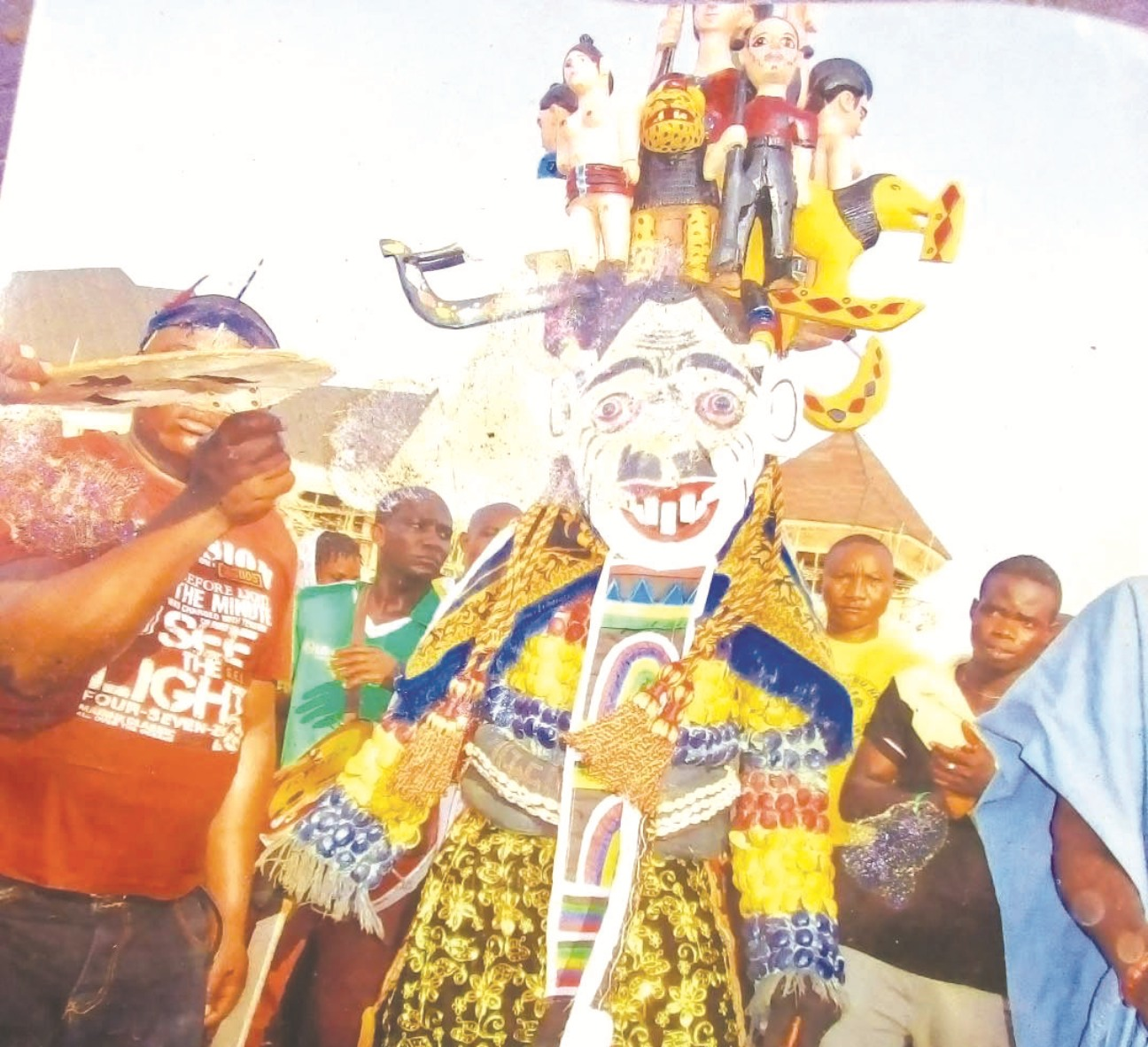 Enugu community celebrates Omabe festival in grand style
