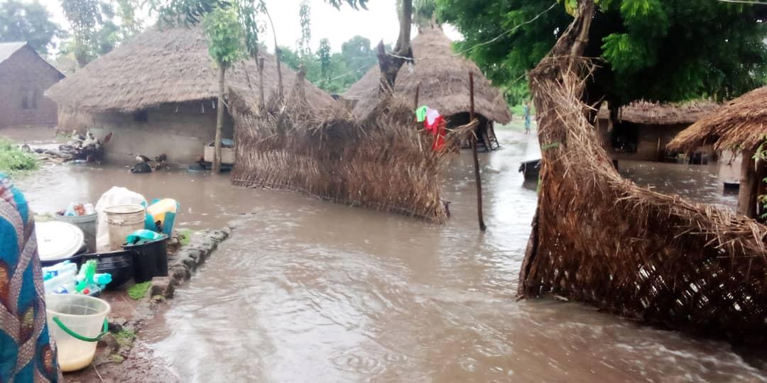 Heavy rain submerge farmlands, destroy valuables in Taraba