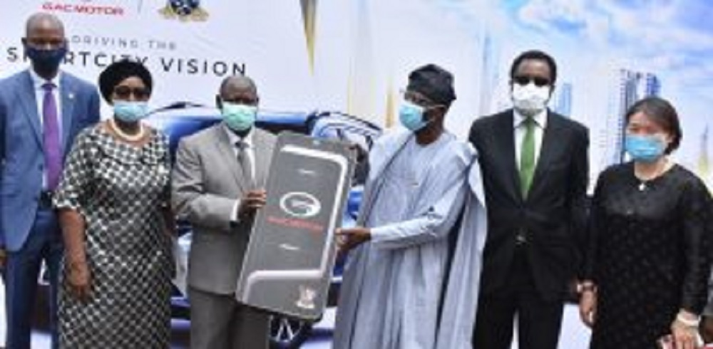 Lagos Govt hands over 51 vehicles, 8 houses to judges