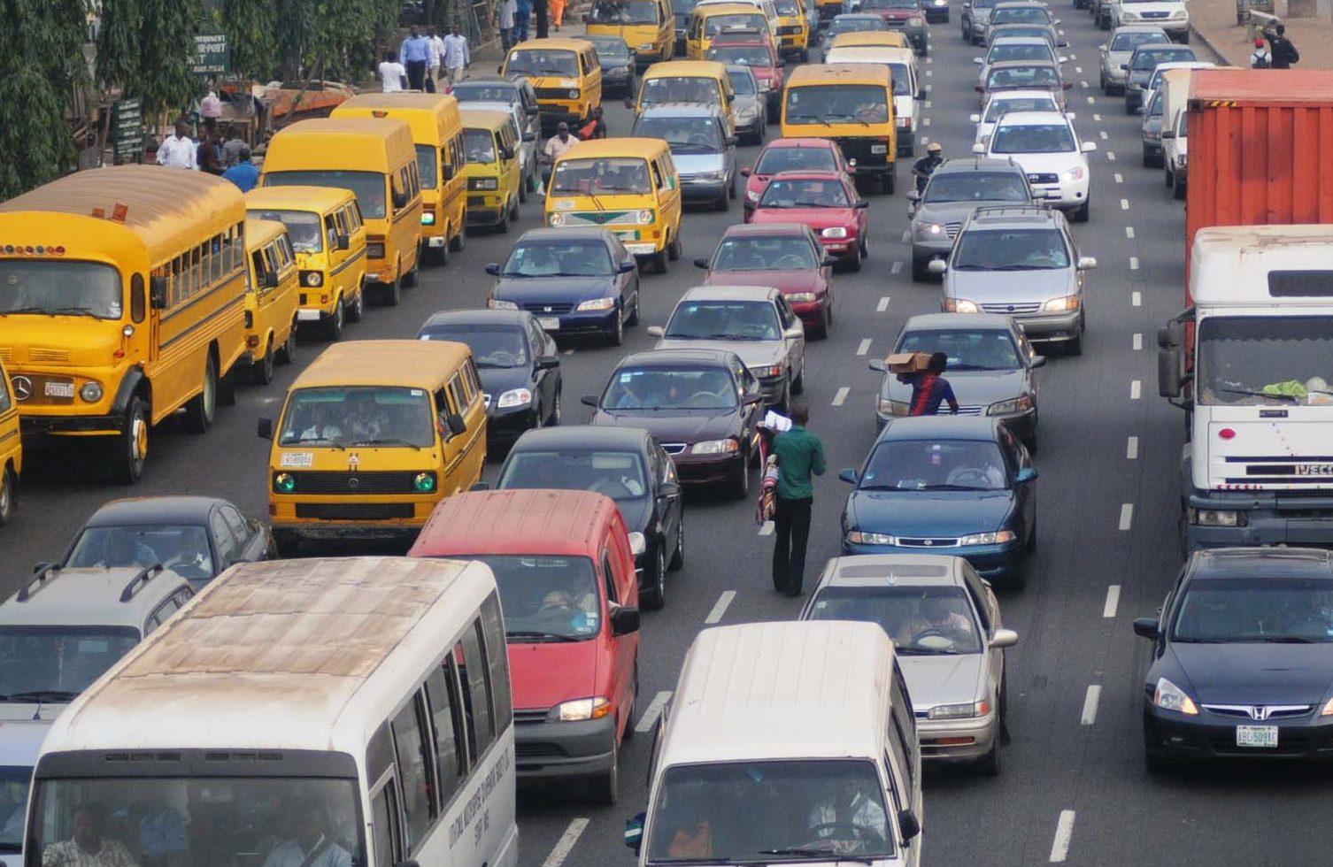 Police set up Task Force, enforce 2012 Lagos Traffic Rules
