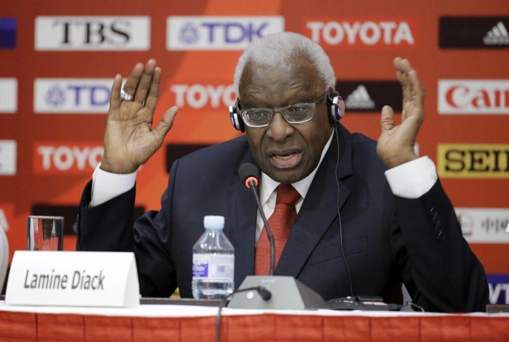 Senegalese allege racism in Diack corruption verdict