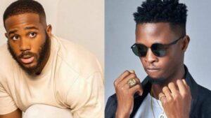BBNaija 2020: Kiddwaya wants Laycon to win, says he sees potentials in him