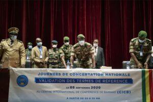 Military officer elected head of Mali's interim legislature