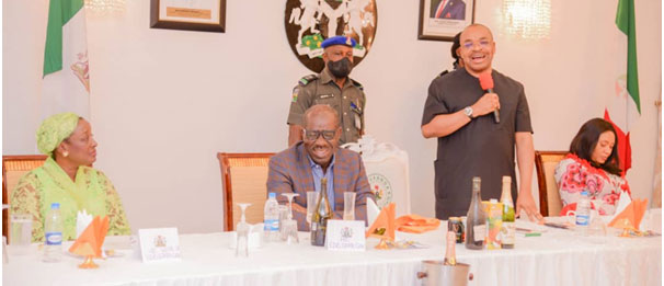 Edo is now glue holding South-South together – Obaseki