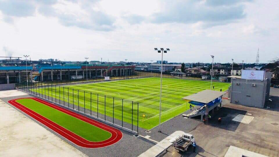 Rivers Real Madrid academy to produce future generation of stars — Iyaye