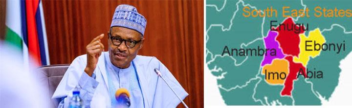 Create additional states, LGs in South-East, Ohanaeze tells Buhari
