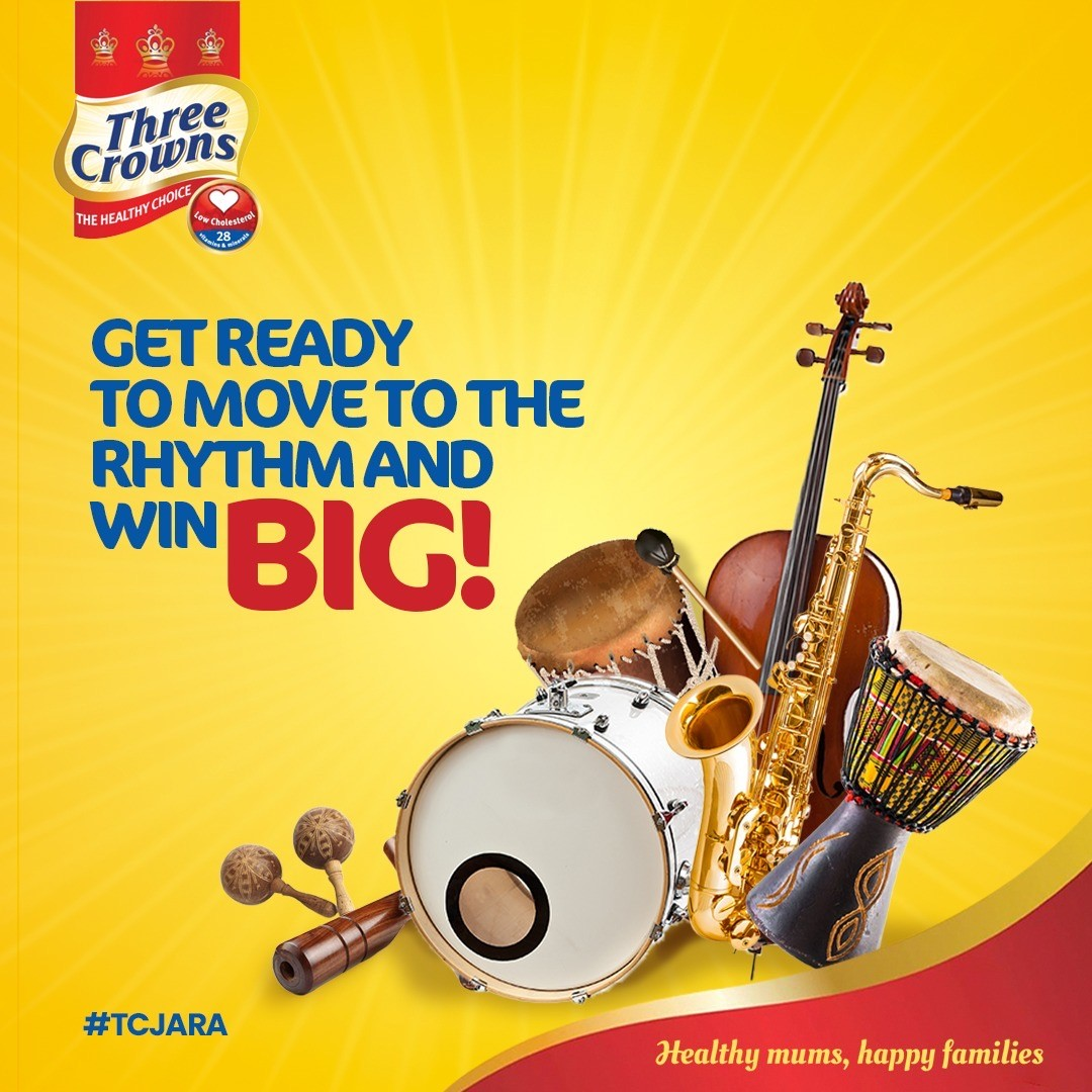 Three Crowns commences Family Dance Off in its 'Jara' Campaign