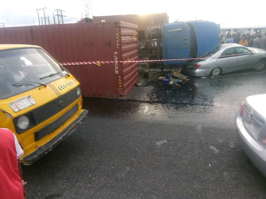 Trailer-related accidents worry Lagos lawmakers