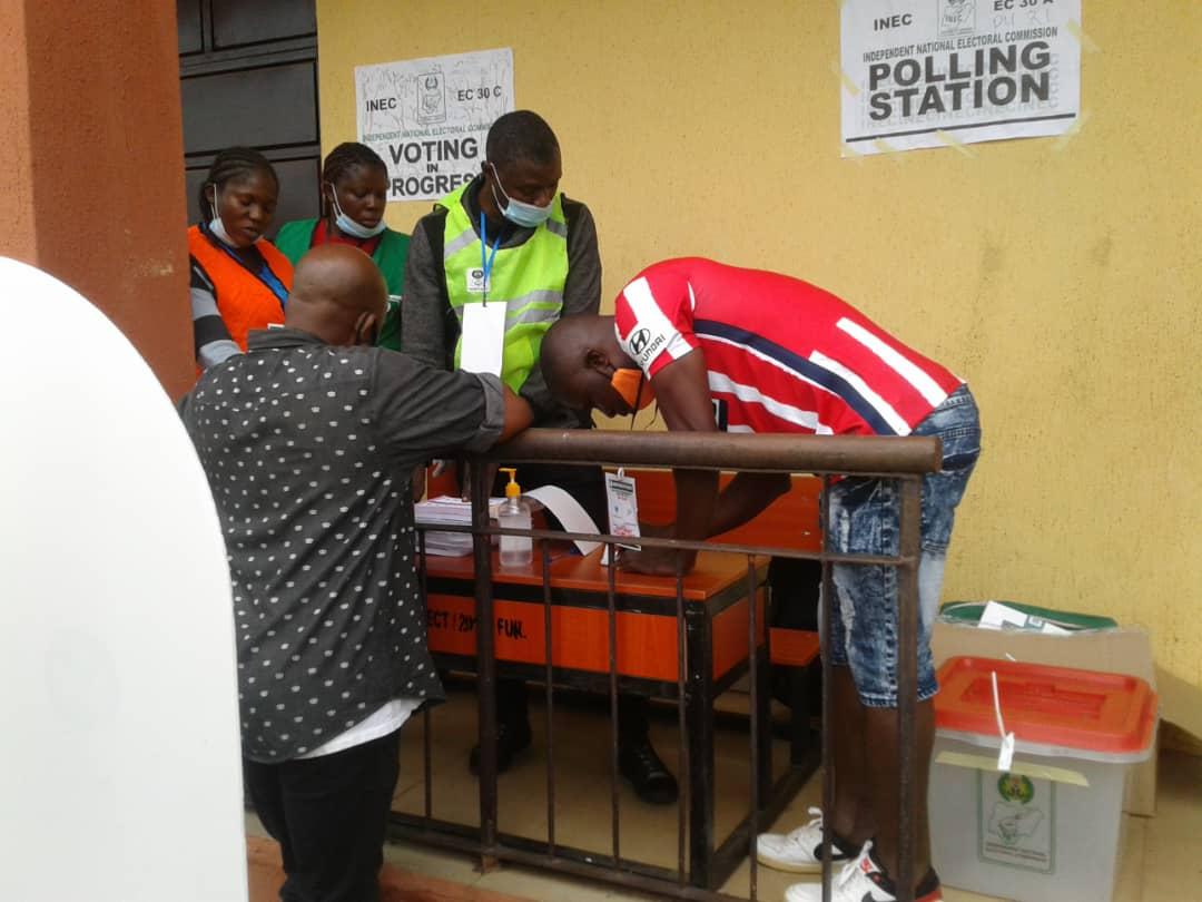 electoral process