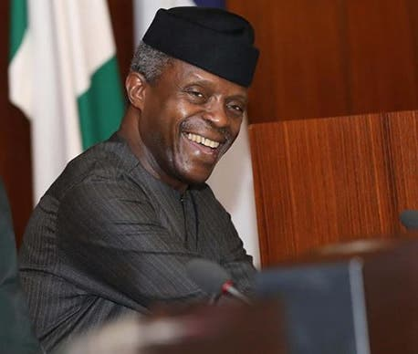 Constitution Review: Osinbajo hails Reps