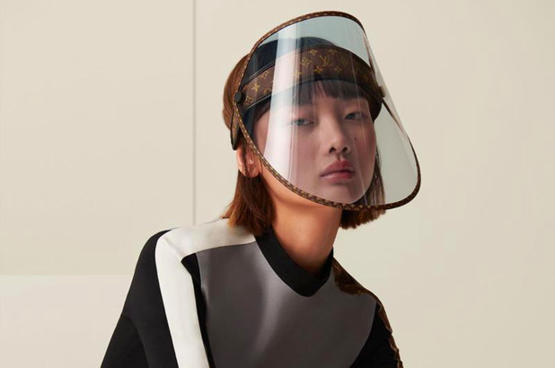 COVID-19: Luxury house Louis Vuitton to launch $1k face shield