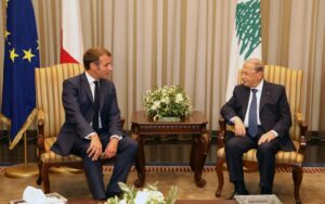 Macron warns Lebanon: Reforms must be under way by Oct or no aid