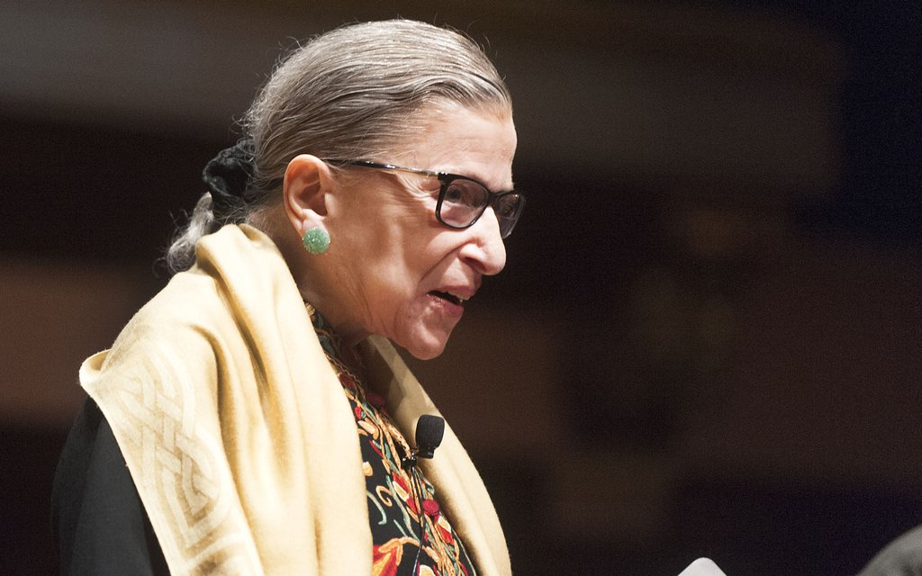 US mourns judicial icon Ginsburg as political battle ensues