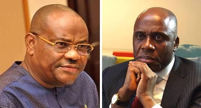 FG shielding Amaechi — Wike; I can't discuss a subordinate, Amaechi responds
