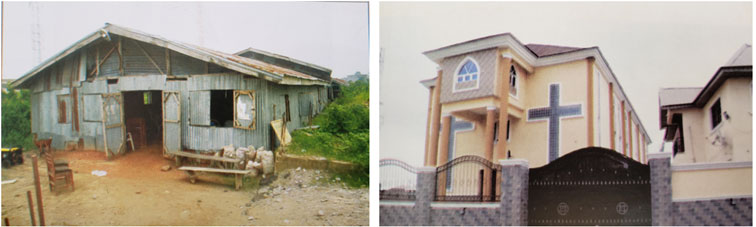 24 years after, comely St. Paul's Anglican Church emerges from swamp