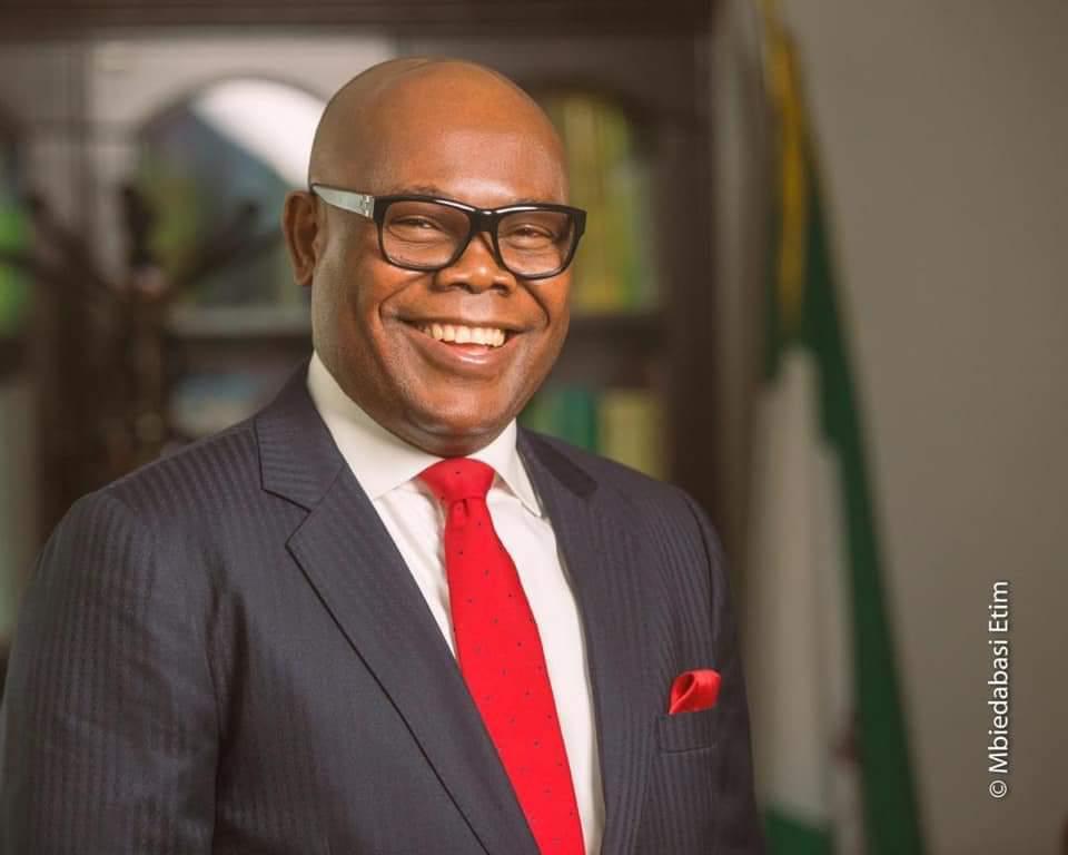 A toast to Akan Okon: A Refined Gentleman @ 55