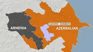 Armenia accuses Azerbaijan of firing into undisputed territory