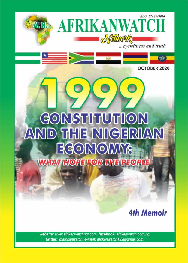The need for truly people-oriented Nigerian constitution