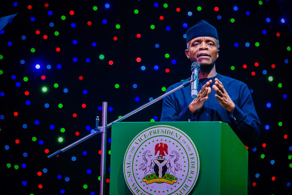 Why engagement with Youths has to be transparent and honest - Osinbajo