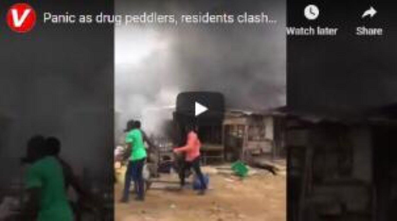 Drug peddlers