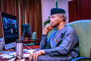 EndSARS: We need to rebuild trust with citizens — Osinbajo