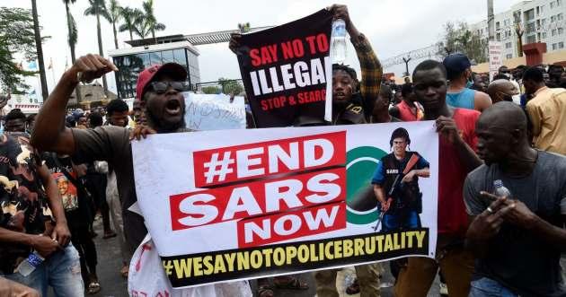 #EndSars: Reckless driving kills two at Alagbado Lagos