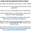 UK reopens visa centres in Nigeria