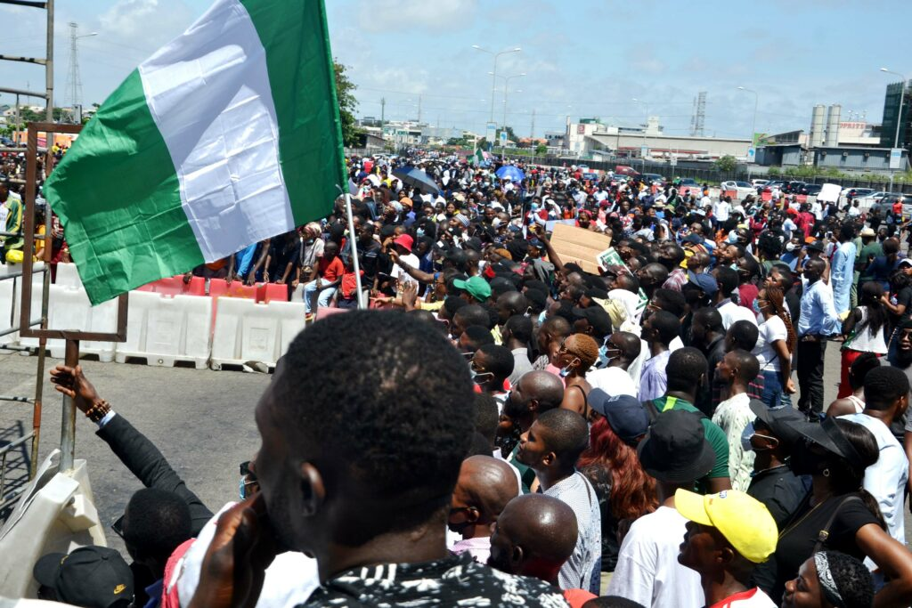#EndSARS protest: Don't allow protest degenerate to anarchy – Ministers tell protesters