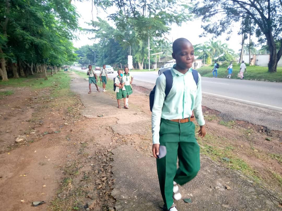 F 5 PHOTOS: Schools resume in FCT