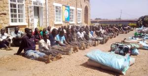 Military arrest 123 hoodlums for vandalising, looting public properties in Jos