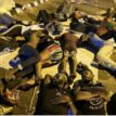 PHOTOS: Protesters sleep at Lekki Tollgate as they fight for better policing in Nigeria
