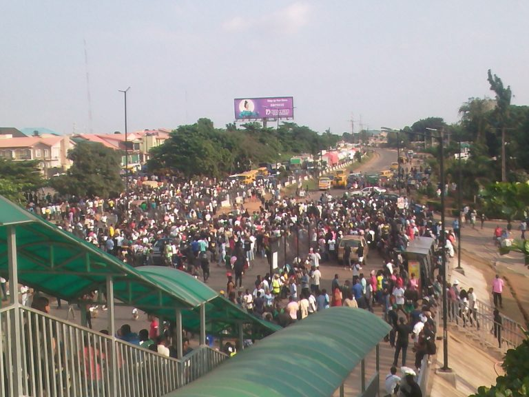 #ENDSARS: Dialogue with protesters, Gani Adams tells Presidency