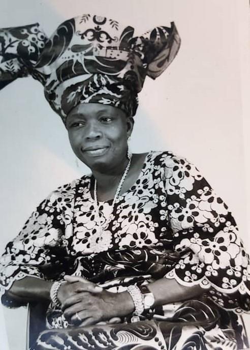 Otunba Runsewe losses mum