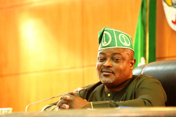 F-SARS dissolution, proof democracy has come to stay — Lagos Speaker