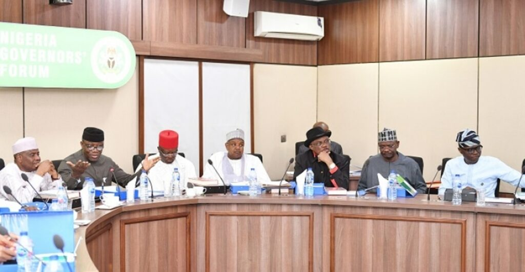 Governors meet Wednesday over security, defunct SARS, looting
