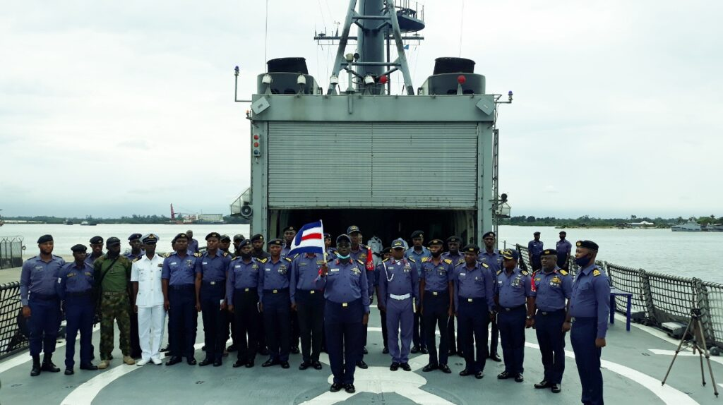 Nigeria, 15 nations begin joint military operation in Gulf of Guinea