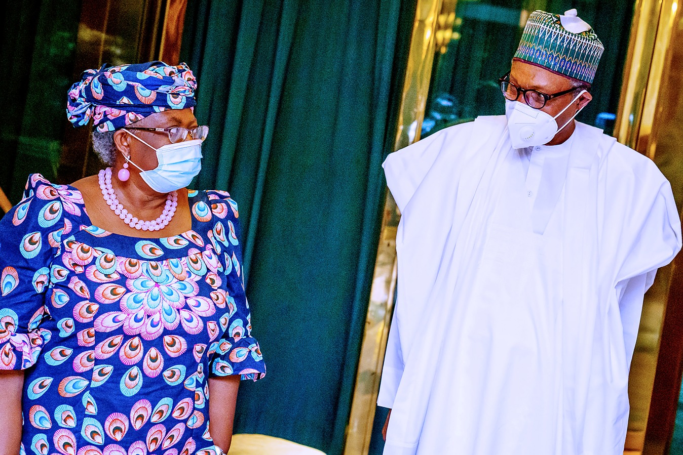 Secondus commends Buhari for backing Okonjo-Iweala for WTO post