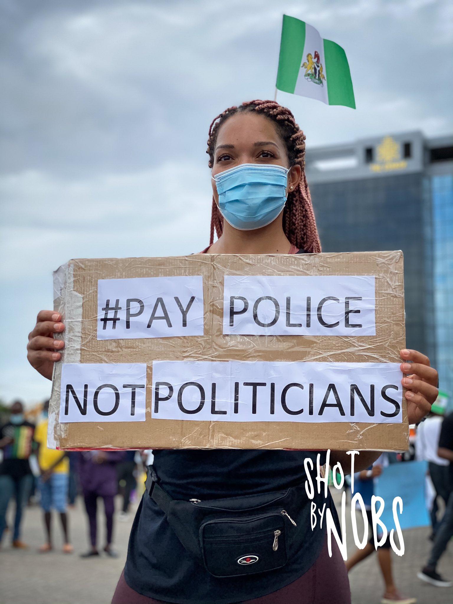 #EndSARS: Inspector Ojo shot me in the head, killed my girlfriend, man tells Lagos panel