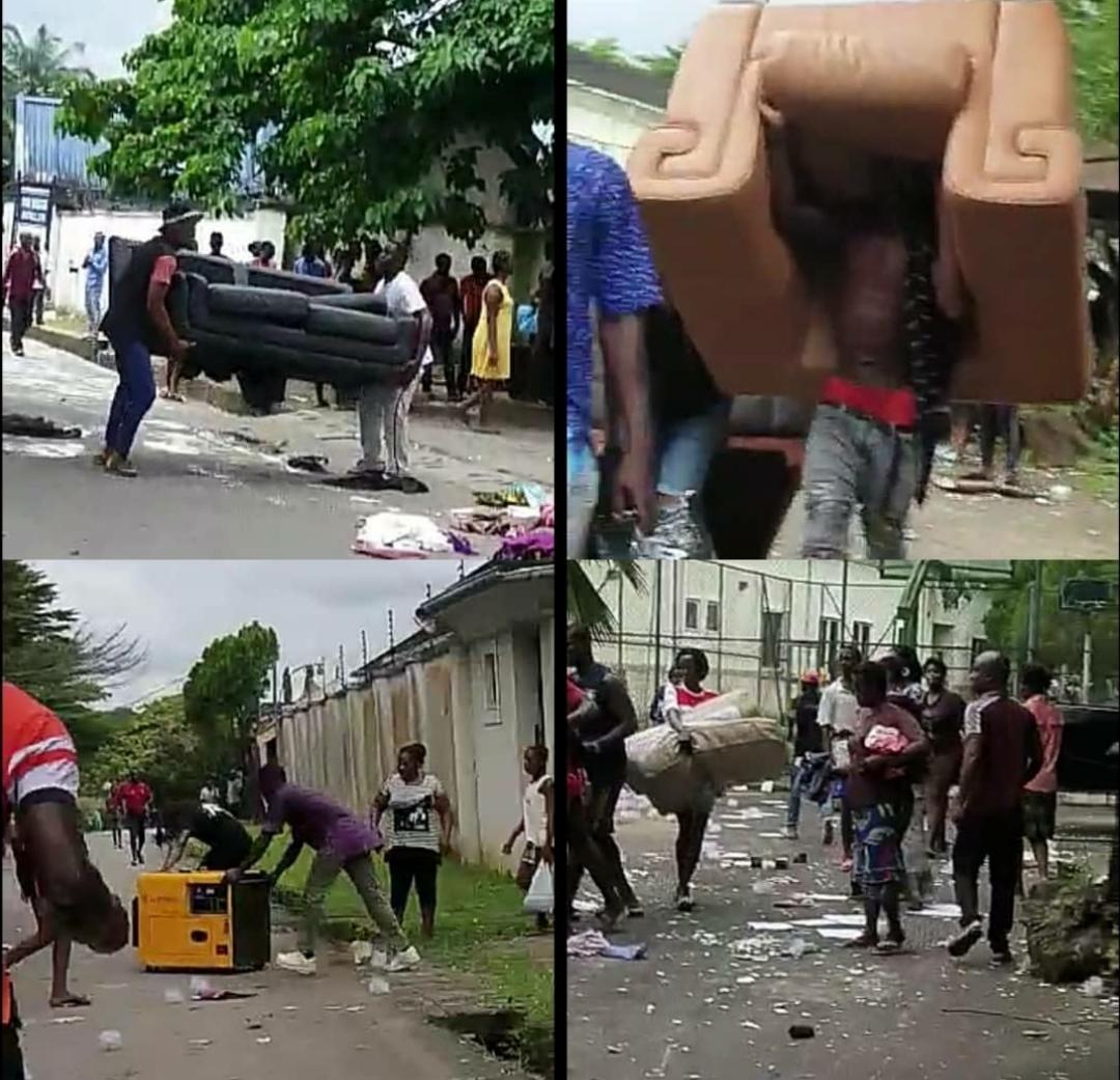 UPDATED: Hoodlums raid Senators Ndoma Egba, Gershom Bassey