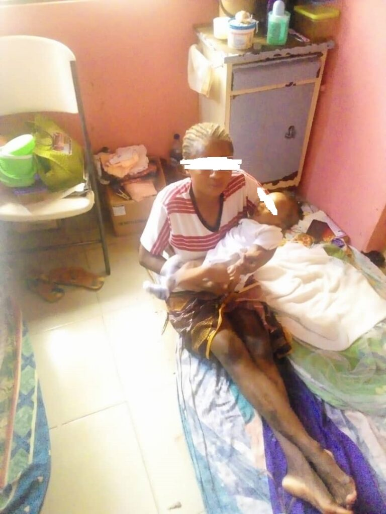 Mother, newborn baby held captive for 7 months over N250,000 hospital bill