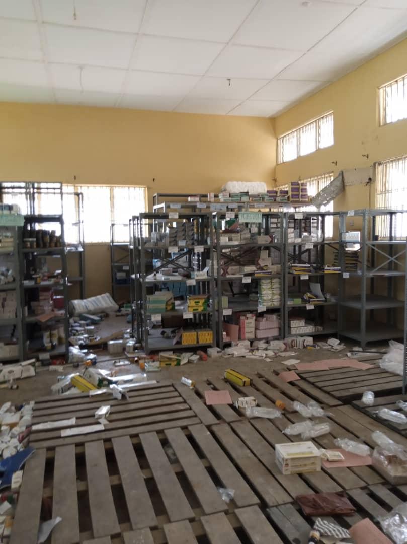loot Drugs, equipment