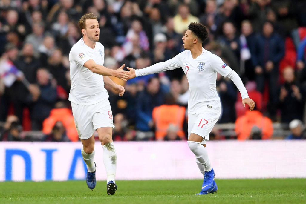 Man United should have made Kane priority over Sancho ― Rooney