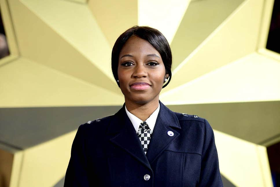 #EndSARS: Ex-BBNaija housemate, Khafi offers to assist NPF with her over 10 years experience of policing abroad