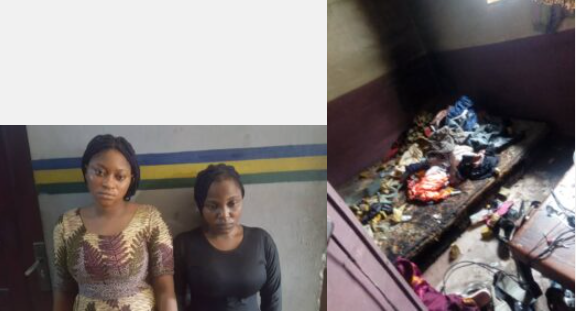 19-year-old girl sets ablaze ex-lover's house, new girlfriend