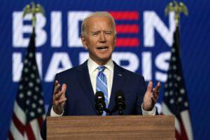 As president-elect, Biden makes diplomacy dull again