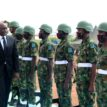 Okowa charges Army to be humane in discharging their duties