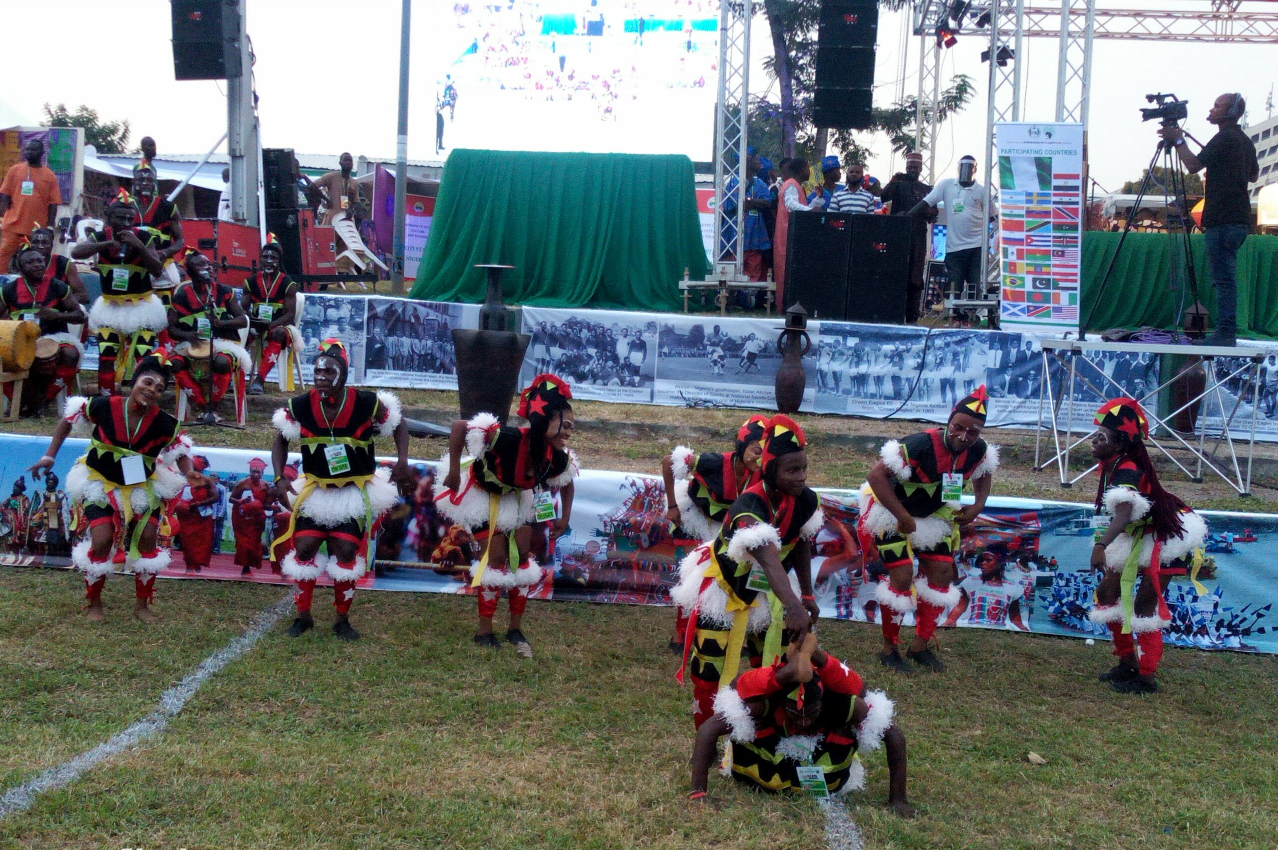 INAC 2020: Reopening Nigeria's Arts, Culture & Tourism space