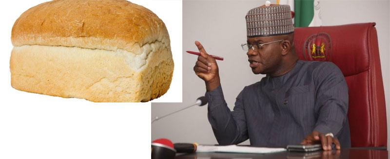 Kogi bread levy